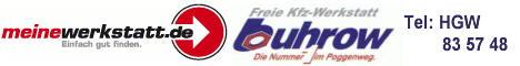 KfZ-Werkstatt Eckard Buhrow
